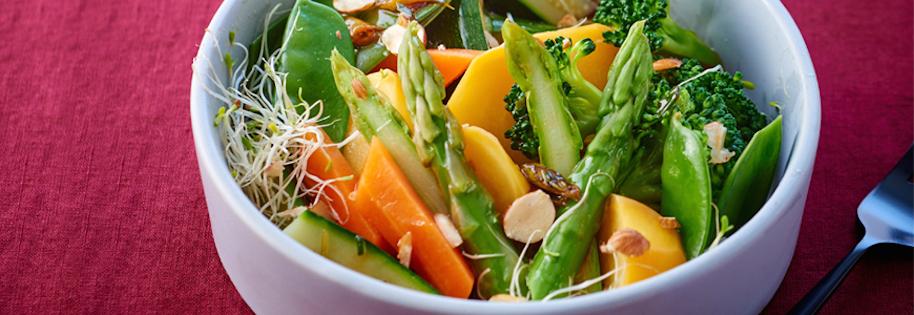 Photo Recette Légumes D'hiver, Sauce Verte