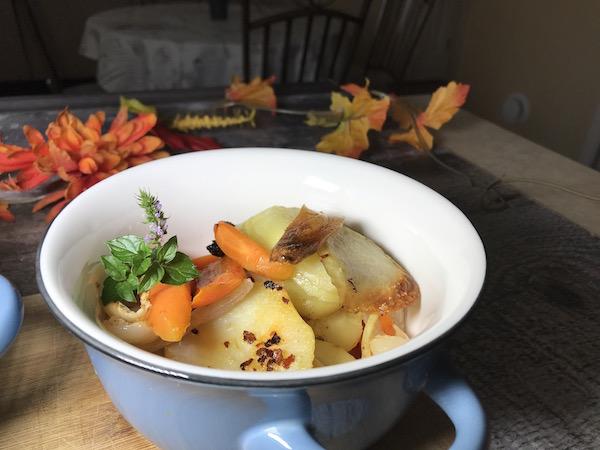 Légumes Épicés Cuit au Four 3