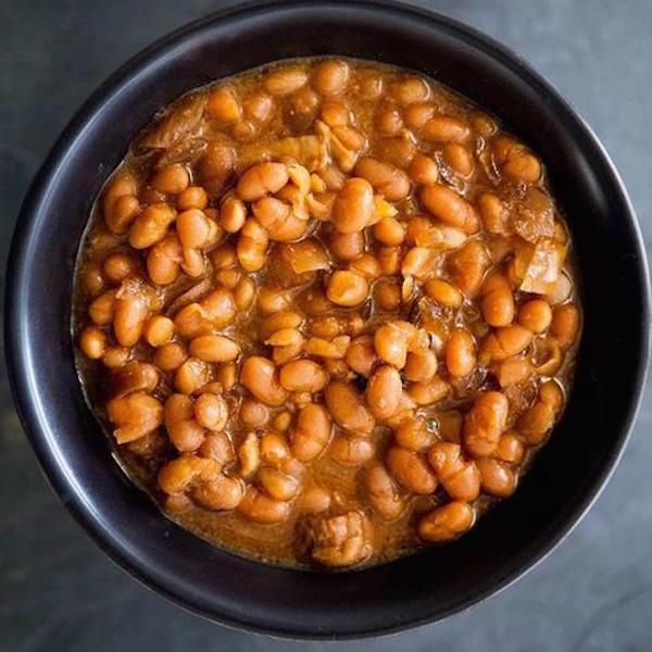 Lent Cuit Boston Baked Beans