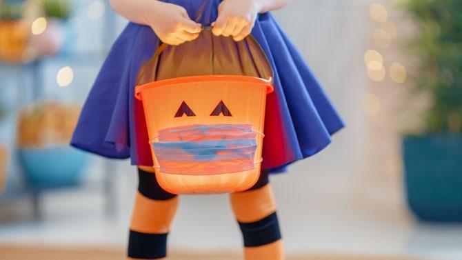 Les Enfants Pourront Passer l'Halloween, Malgré la COVID-19