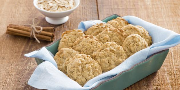 Les Meilleurs Biscuits au Gruau de Quaker®