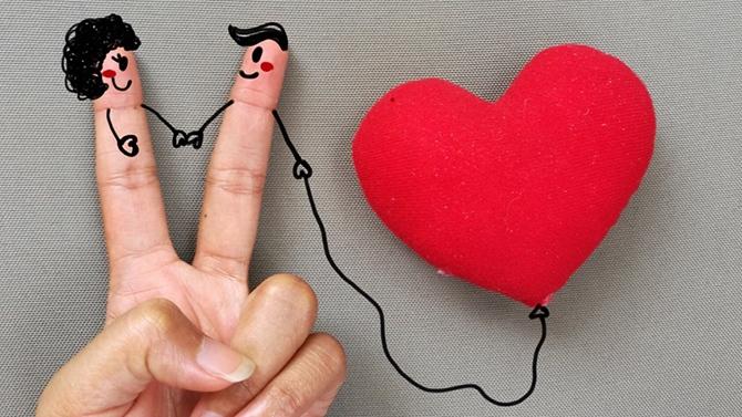 Les Traditions de St-Valentin dans le Monde