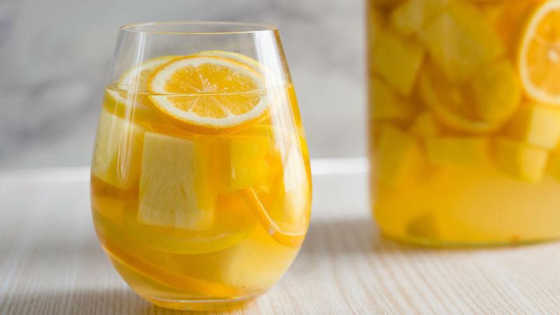 Photo Recette Limonade à la Sangria Blanche