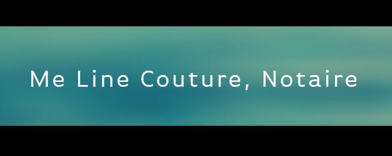 Line Couture Notaire en Ligne
