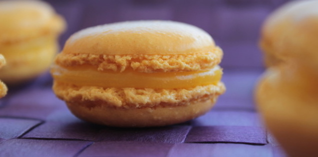 Macarons au Citron (recette facile sans gluten)