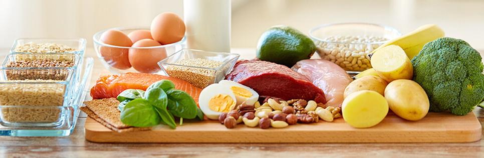 Manger de Bonnes Protéines