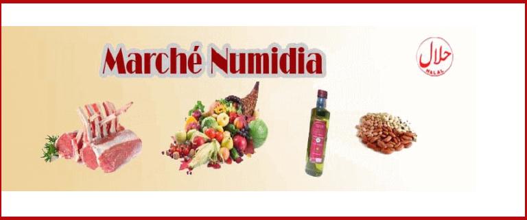 Marché Numidia en Ligne