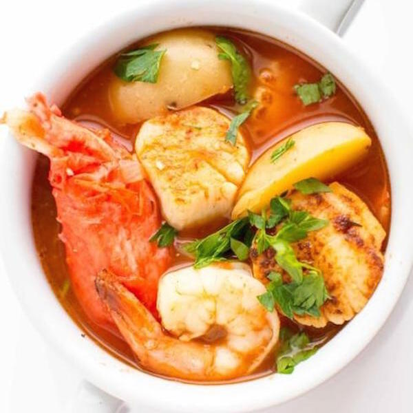 Photo Recette MIJOTEUSE SEAFOOD STEW