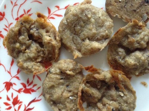 Mini-muffins Marins