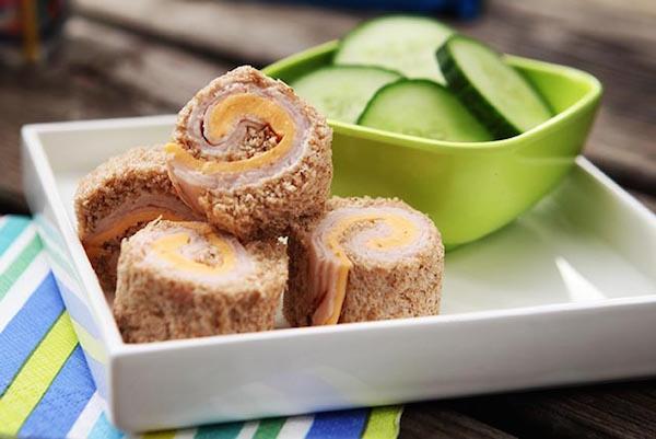 Mini-Spirales ( Boîte à Lunch )