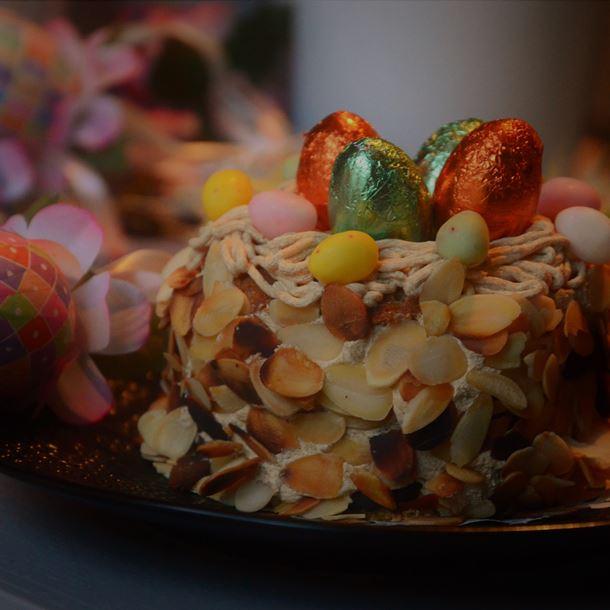 Moka Nid de Pâques