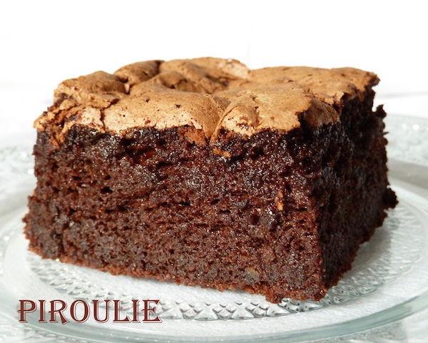 Mon Gâteau Mousseux au Chocolat Préféré