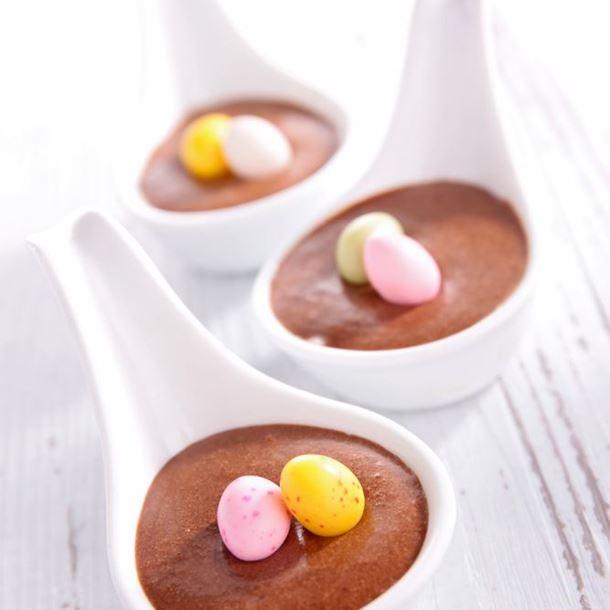 Photo Recette Mousse au Chocolat en Cuillères