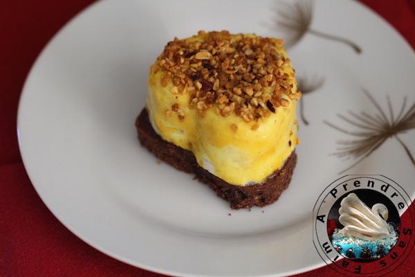Photo Recette Mousse de Poire au Chocolat