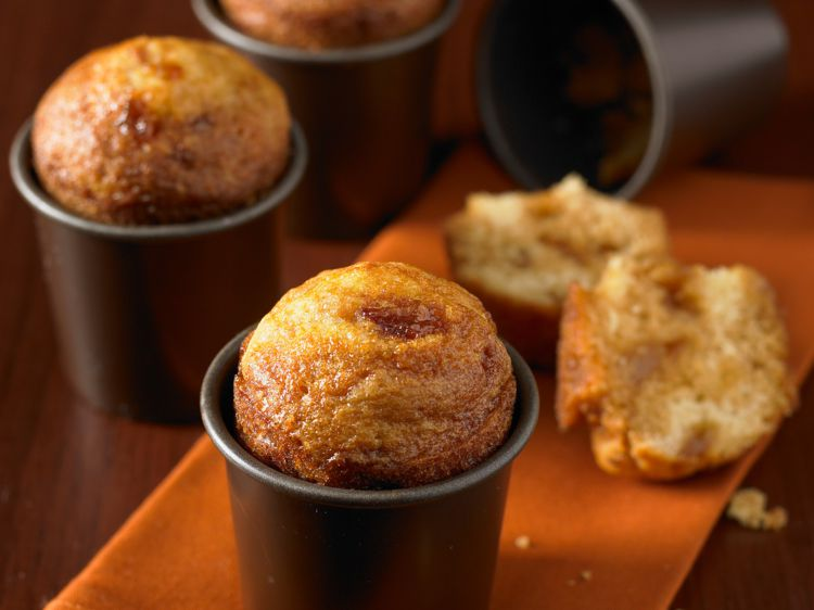 Photo Recette Muffin Pommes Caramel