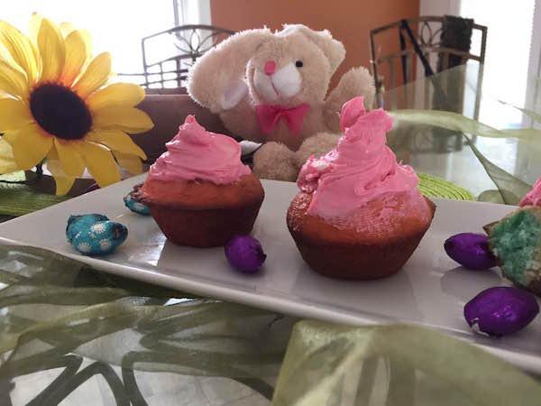 Muffins pour Pâques