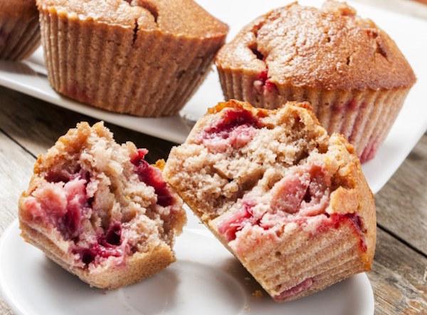 Photo Recette Muffins à la Fraise