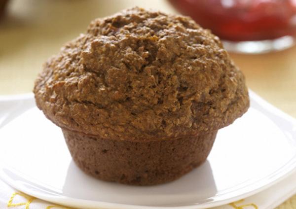 Photo Recette Muffins au Son et aux Carottes