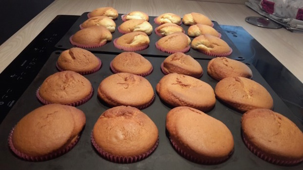 Muffins au Thermomix