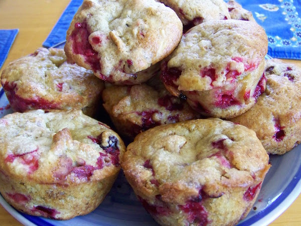 Photo Recette Muffins aux Canneberges