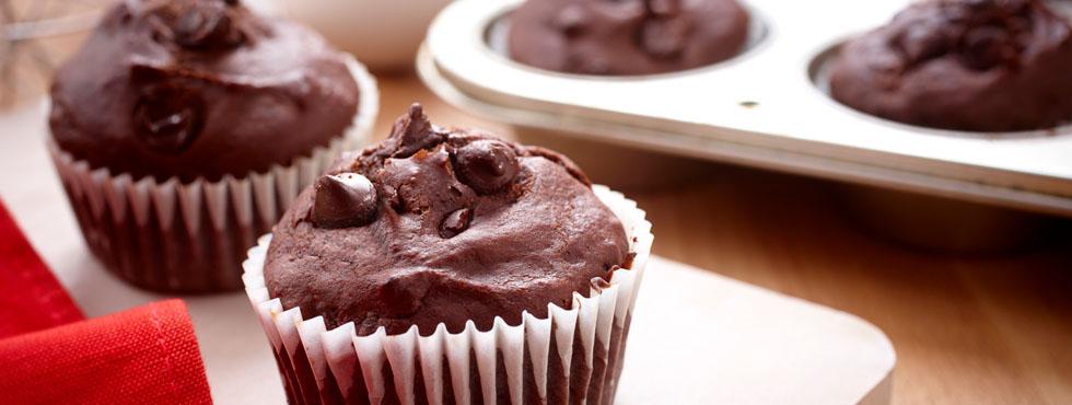 Photo Recette Muffins aux Deux Chocolats