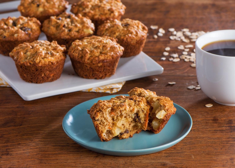 Muffins Merveilleux du Matin