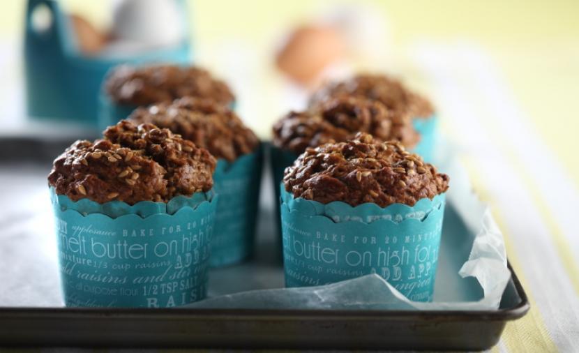 Muffins Remplis D'énergie