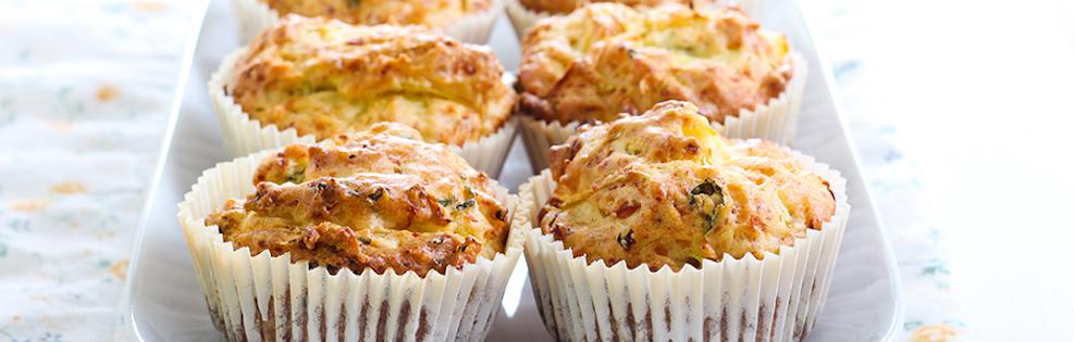 Avez-vous Essaye les Muffins Sales