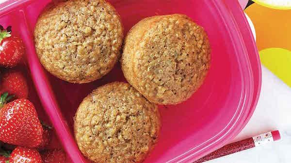 Muffins Sucrés au Quinoa