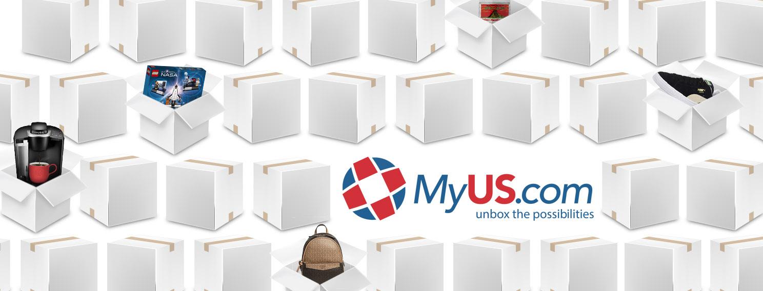 Photo Commandez des États-Unis dans n'importe quelle boutique et épargnez jusqu'à 80% sur la livraison