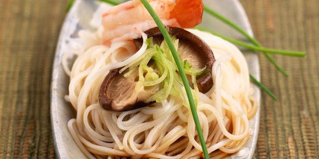 Noodle du Pêcheur au Wok