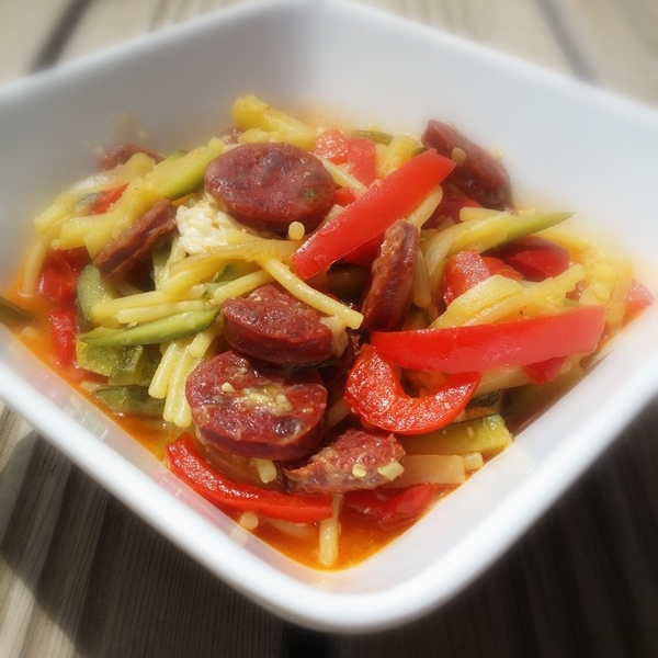 One Pot Pasta, Saveurs d'Espagne