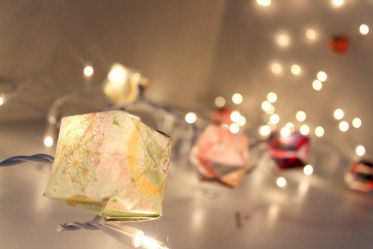 Origami de Noël 6 Idées avec des Instructions de Pliage