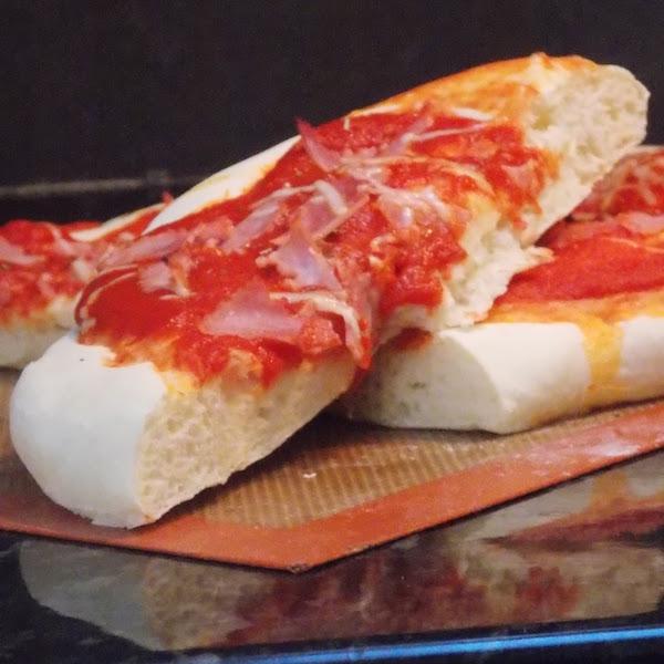 Pâte à Pizza Épaisse