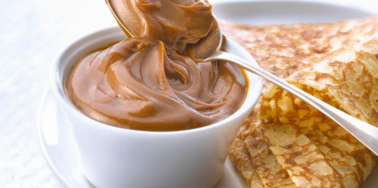 Pâte à Tartiner au Caramel Beurre Salé