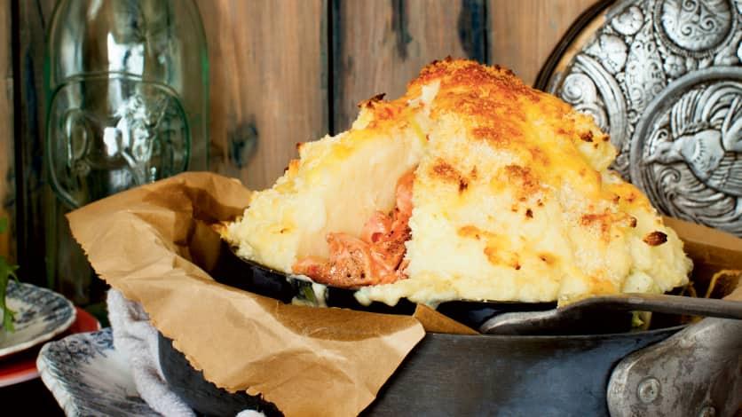Photo Recette Pâté au Saumon