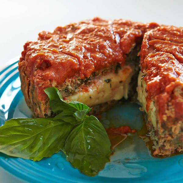 Pain de Viande à la Dinde Biologique avec Chou Vert Frisé et Sauce du Dimanche All-Bran*