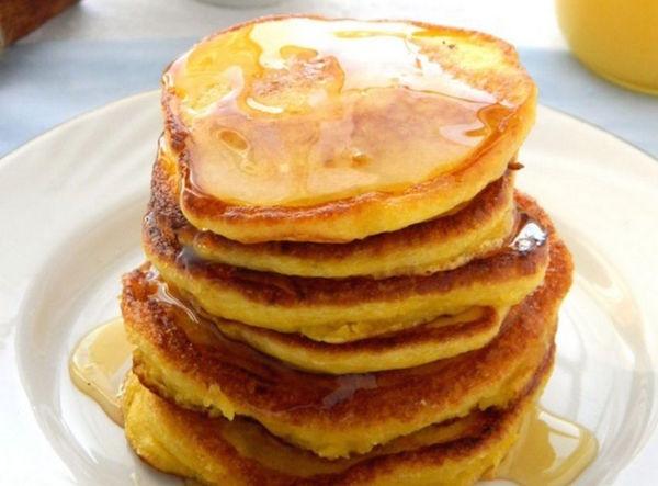 Pancake à la Citrouille