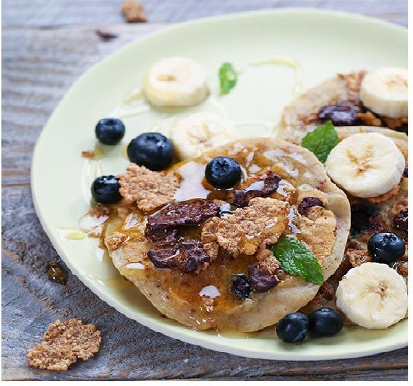 Pancakes fins