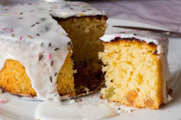 Photo Recette Paskha (Gâteau traditionnel Russe de Pâques)