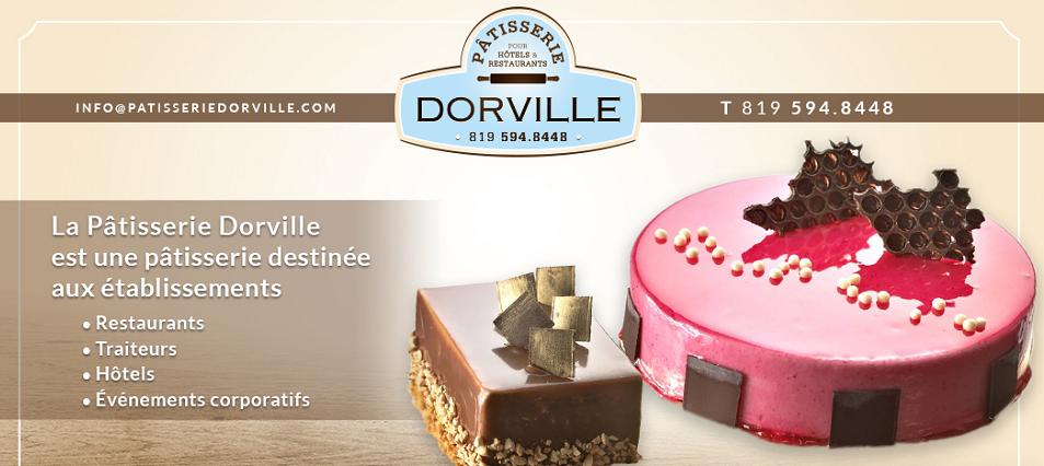 Pâtisserie Dorville en Ligne