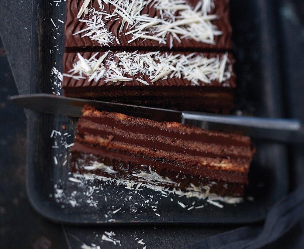 Photo Recette Pavé Chocolat
