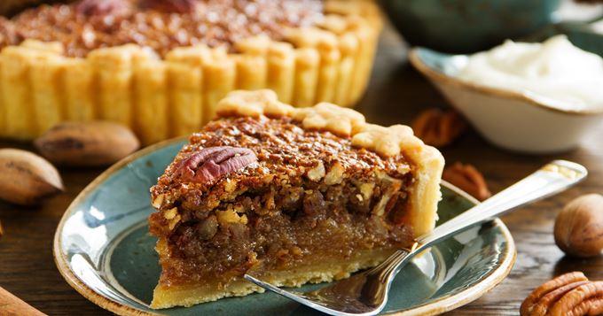 Pecan Pie au Sirop D'érable