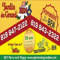 Logo Pépinière du Grand Ben
