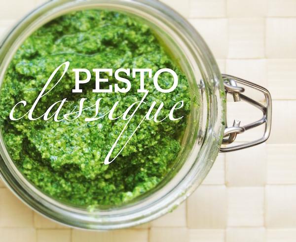 Pesto Genovese Classique (pistou)
