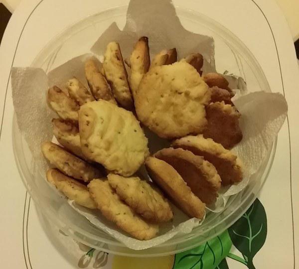 Petits Biscuits à L'anis