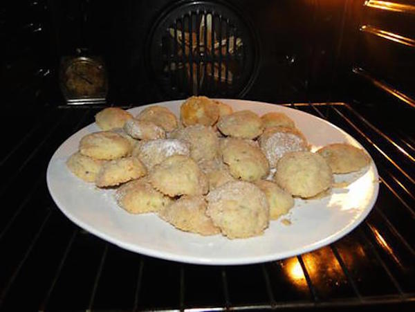 Petits Biscuits Mexicains