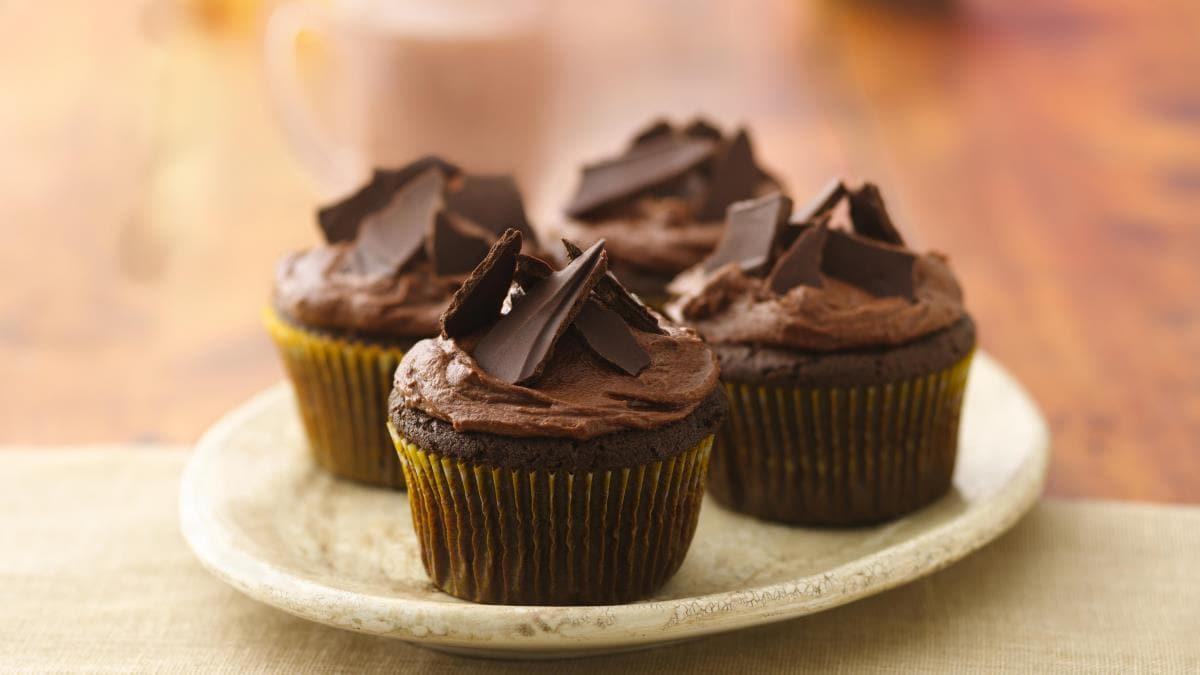 Petits Gâteaux au Chocolat Mexicain