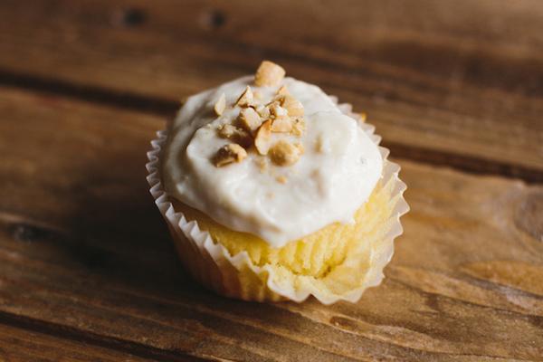 Photo Recette Petits Gâteaux Éclair au Beurre D'arachide et à la Banane