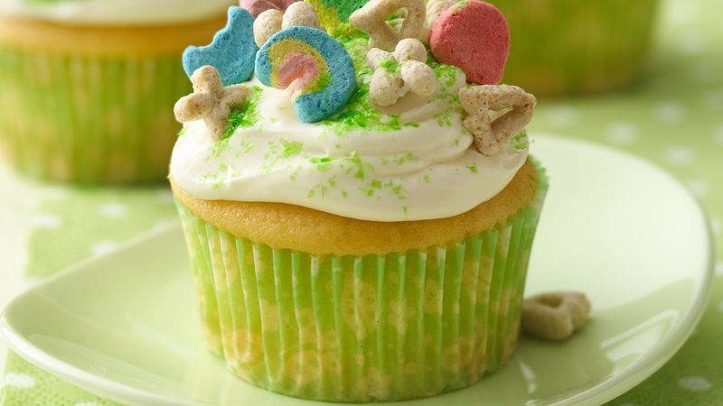 Petits Gâteaux Lucky Charms